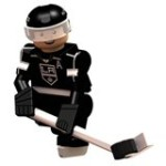 NHL Player Minifigurines