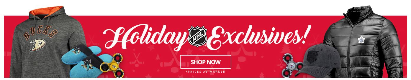 Top NHL Christmas Gifts