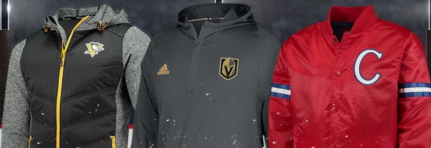 NHL Cold Weather Gear